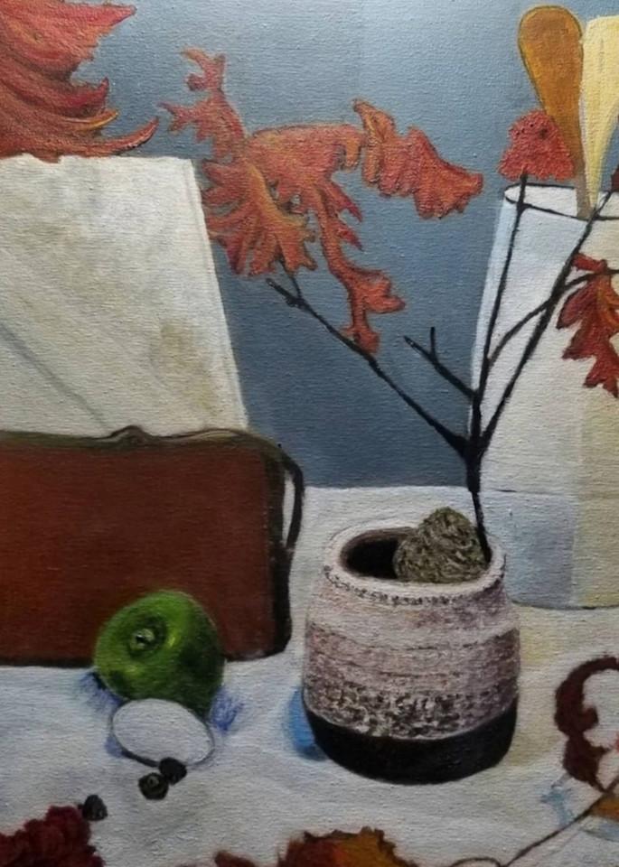 Autumn Still Life Art | Salvatore Ingoglia / Jbellarts