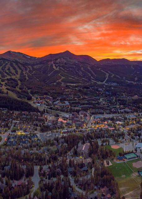 Breck Summer Sunset Photography Art | Alex Nueschaefer Photography