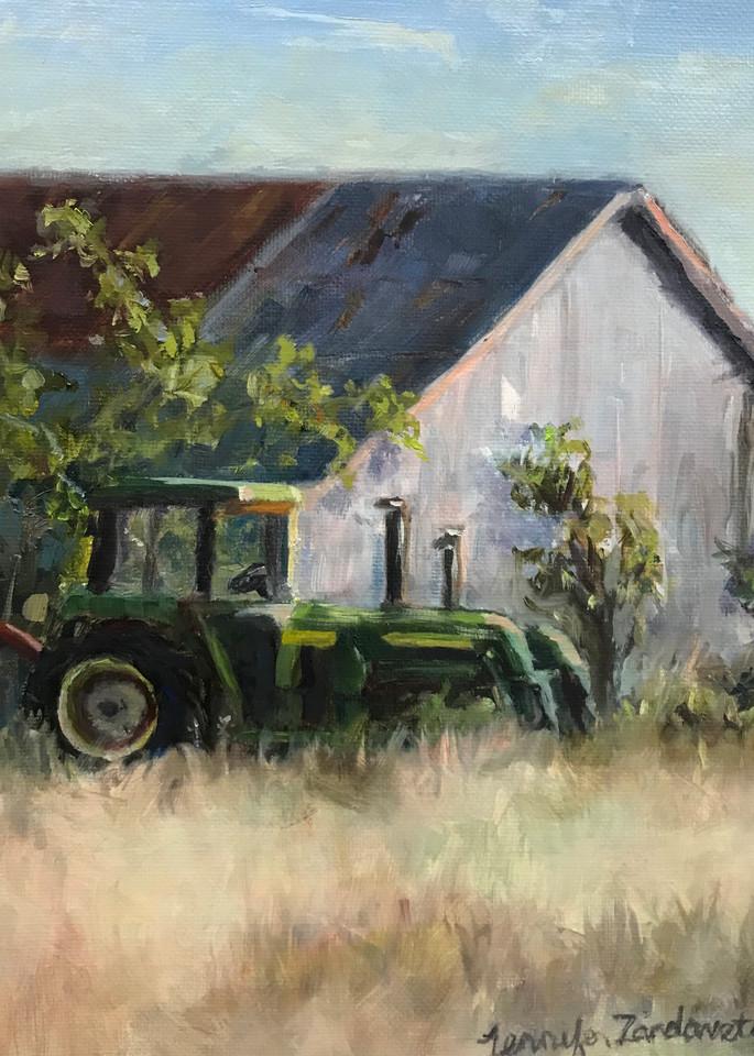 Grandpas Tractor