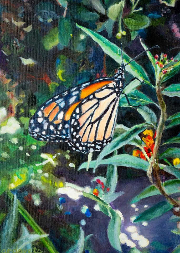 Lisa's Butterfly Art | Jennifer Zardavets Art