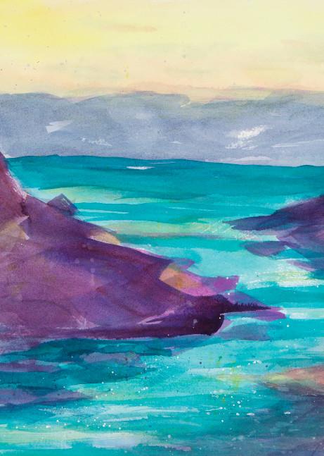 Rolling In   New ! Art   Elaine Schaefer Hudson Art