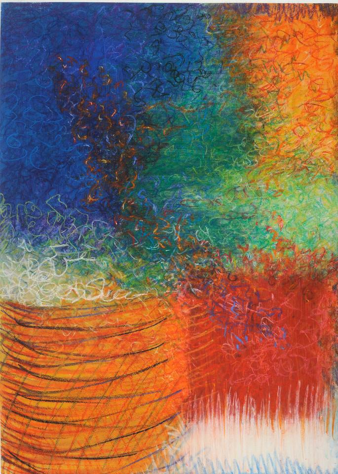 Square Color Art   Joan Bixler Art