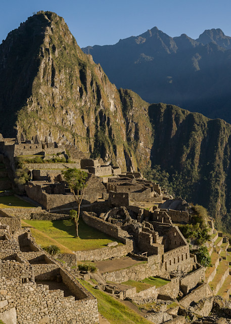 Above the Sacred Valley