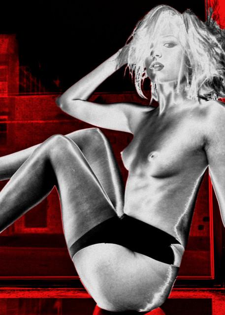 Red Dreams 9 Art   Gaspar Marquez