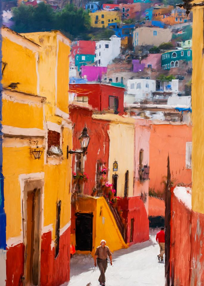Guanajuato Street Art   Rick Peterson Studio