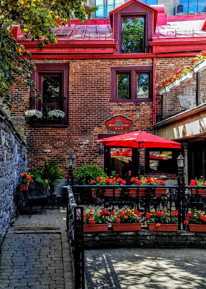 An Almost Hidden Oasis, Montreal Photography Art | Photoissimo - Fine Art Photography