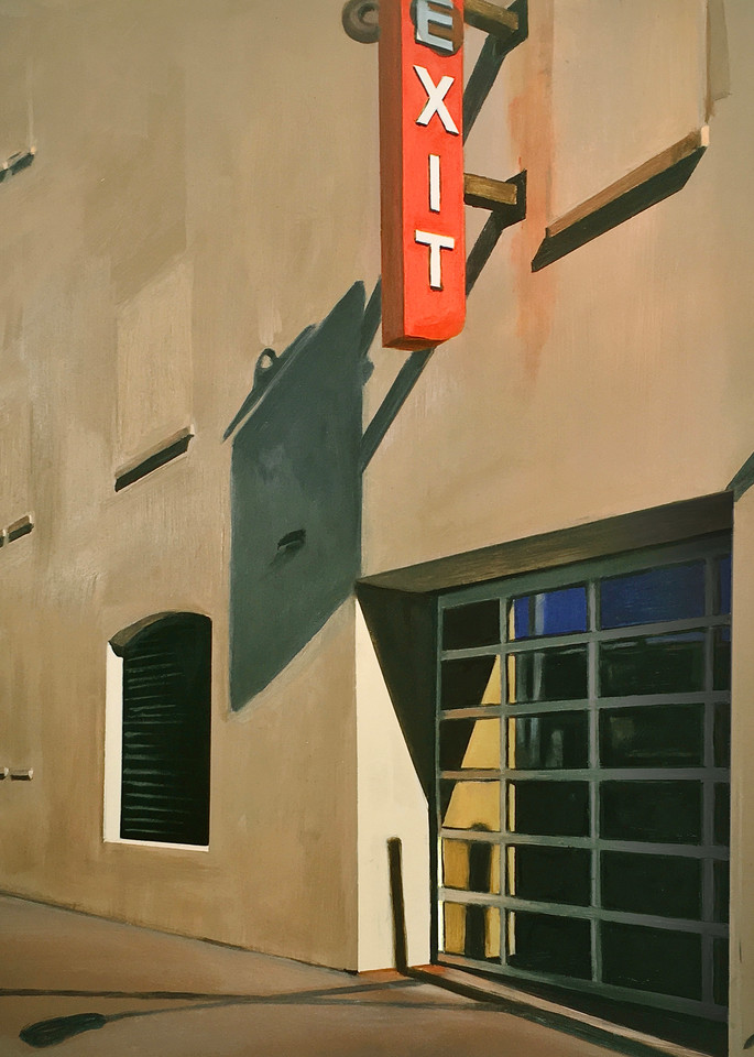 Exit Art | Allan Gorman Fine Art