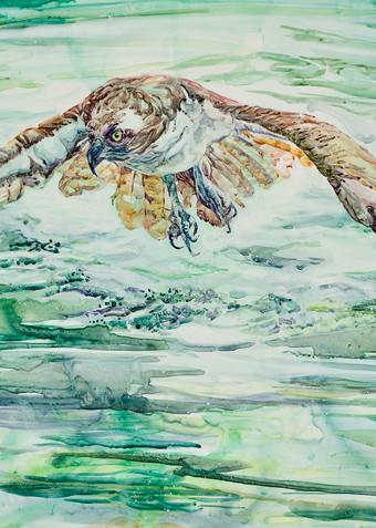 The Fisher King Art | Karen Bishop Artist