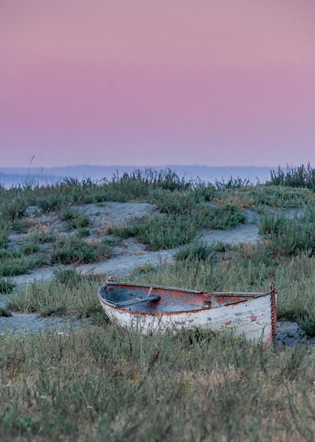 Sunset Solitude Photography Art   kramkranphoto