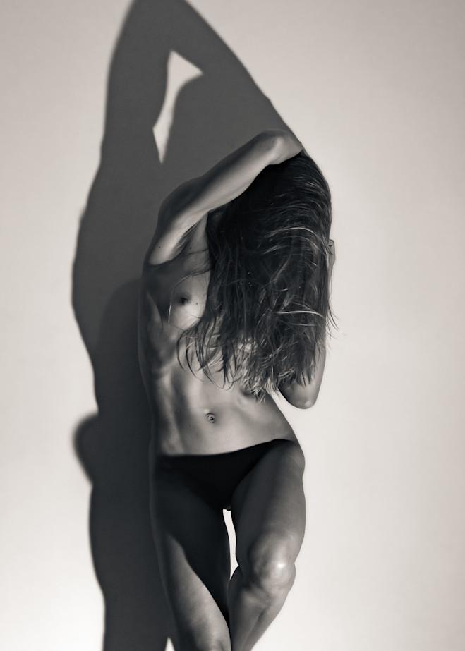 Kim K Shadow Play Photography Art | Dan Katz, Inc.