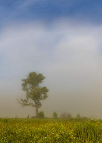 Cloud Bow Photography Art   Thomas Yackley Fine Art Photography
