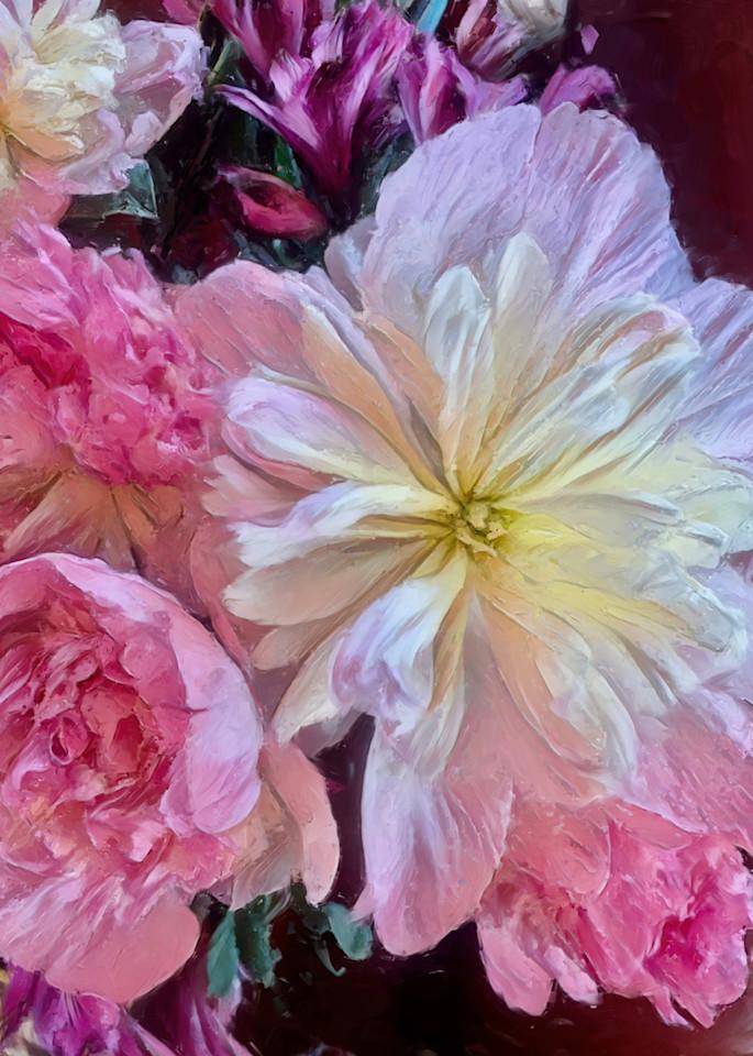Spring Bouquet Ii Art | Rick Peterson Studio