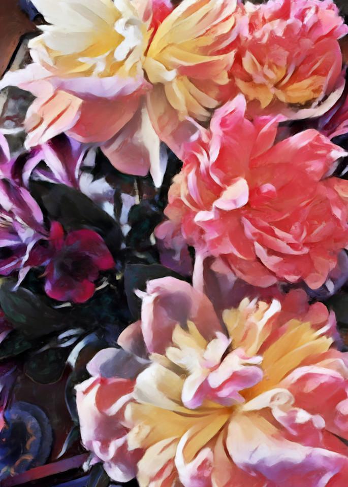 Spring Bouquet I Art | Rick Peterson Studio