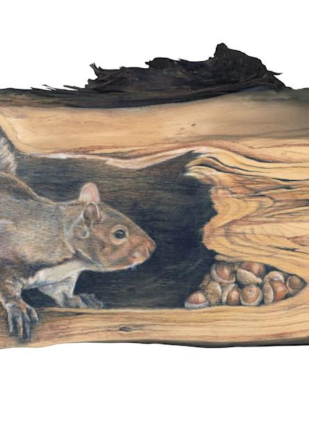 Secret Stash Art   Lori Vogel Studio