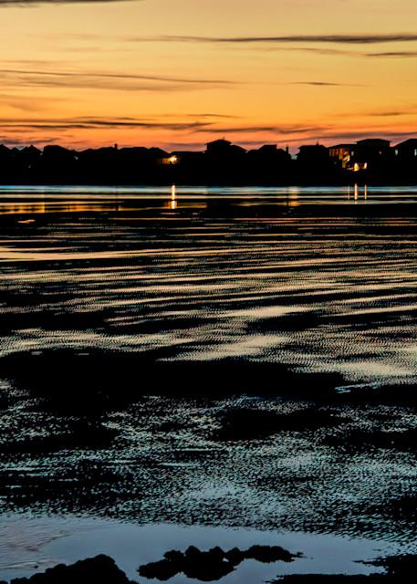 Tidal Flats Photography Art | Monty Orr Photography