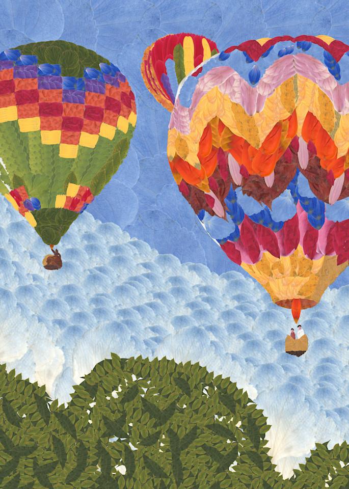 Hot Air Balloons Art | smacartist