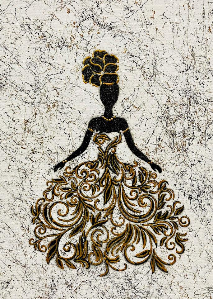 Madam Tre Falle Art | Anthony Joseph Art Gallery