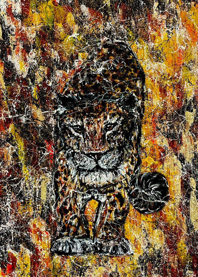 Leo Art | Anthony Joseph Art Gallery