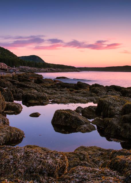 Sunrise at Ocean Path - Acadia National Park fine-art photography prints