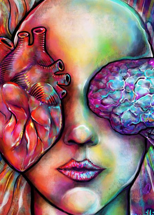 Think With Both Art | Mark WIlliams Artwork