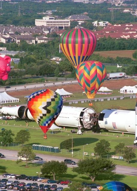 Ballunar Festival at Rocket Park-JSC NASA-2002