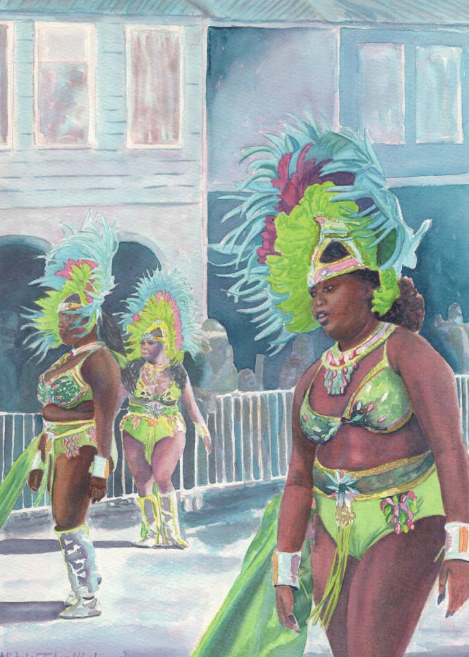 14. Crucian Carnival Series Xiv Art | Michele Tabor Kimbrough