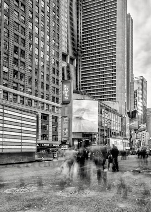 Times Square  Photography Art   Alina Marin-Bliach Photography/alinabstudios LLC