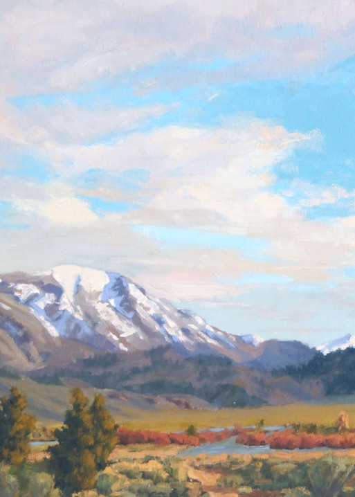 Mountain Meadow Art   Diehl Fine Art