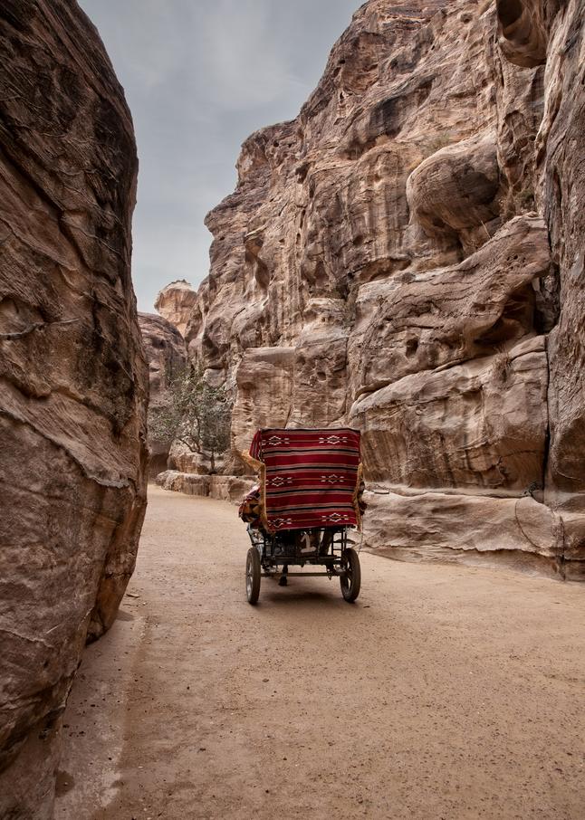 A Ride Through Petra Photography Art | Alina Marin-Bliach Photography/alinabstudios LLC