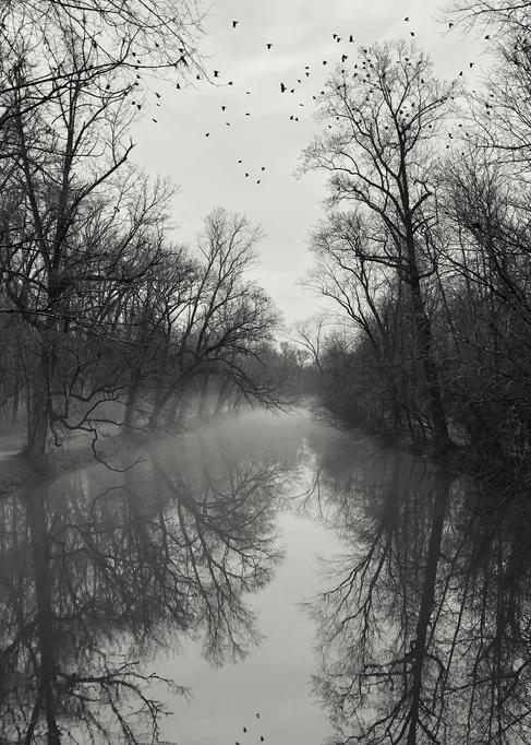 Guided Reflection Photography Art | Alina Marin-Bliach Photography/alinabstudios LLC