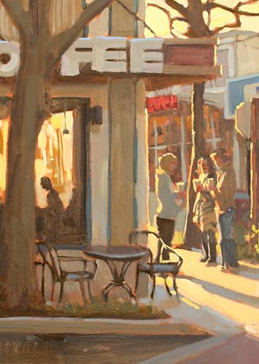 Corner Light Art | Diehl Fine Art