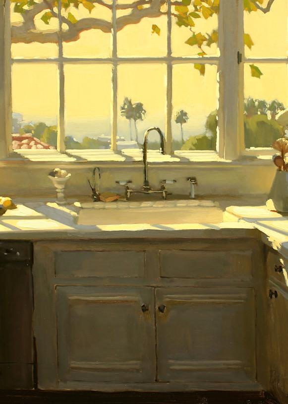 Everything And The Kitchen Sink Art | Diehl Fine Art