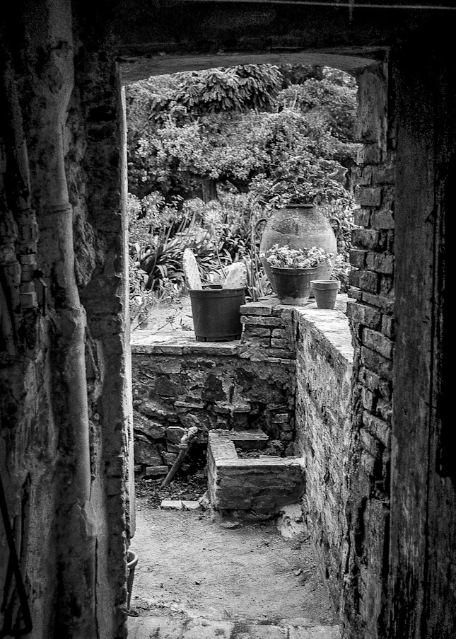 A Doorway Photography Art   Nick Levitin Photography