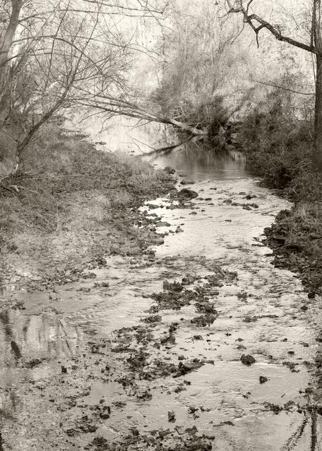 Carversville Stream Photography Art | Alina Marin-Bliach Photography/alinabstudios LLC