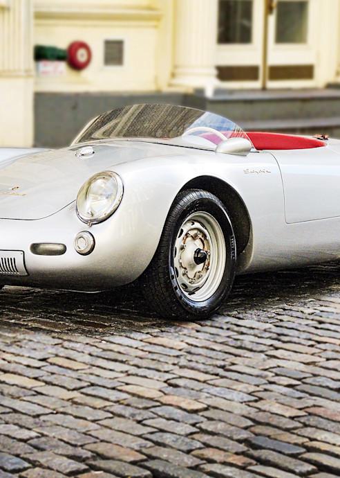 57 Porsche 550 Spyder