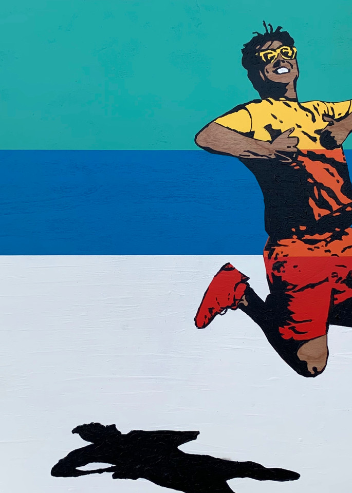 Double Thumbs, Print Art | Jon Savage Contemporary Art
