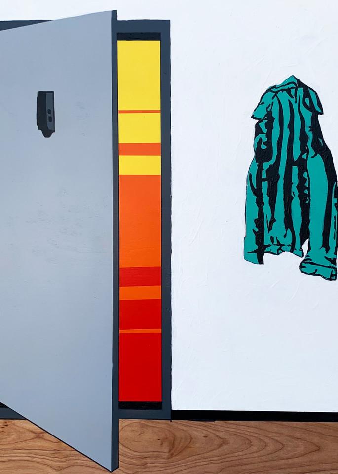 Protective Jacket, Print Art   Jon Savage Contemporary Art