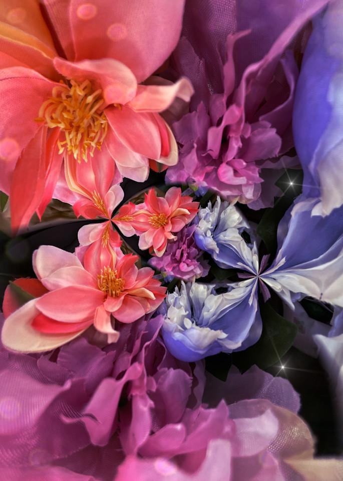 Circular Bouquet Photography Art   Kathleen Messmer Photography