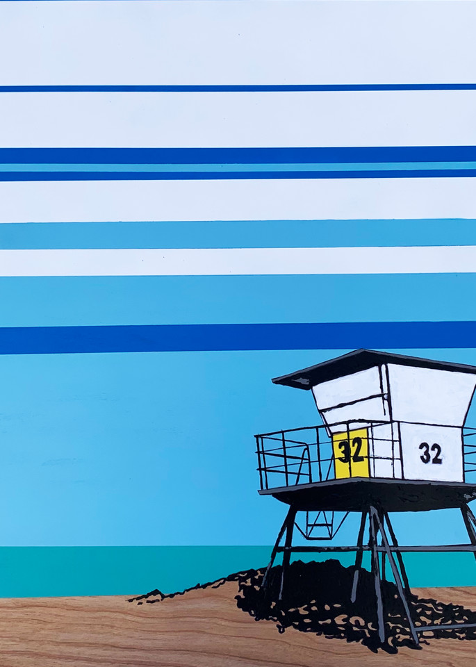The 32, Prints Art | Jon Savage Contemporary Art
