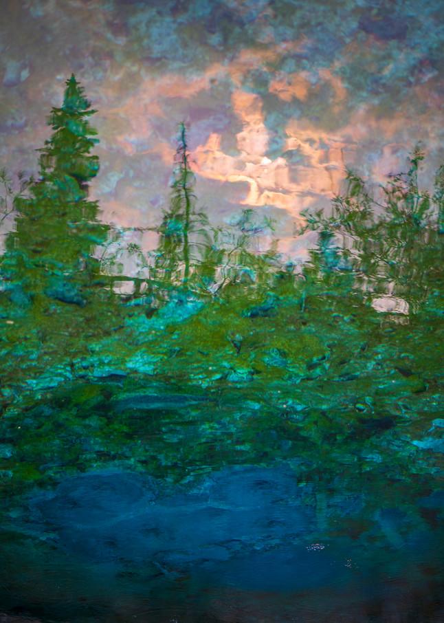 Fragile Reflection #3 Art | James Alfred Friesen