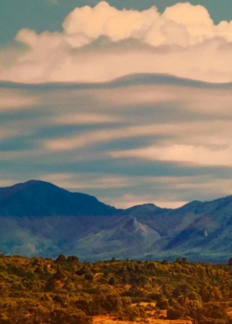 Mountain Sky Art | Donna Starnes Creative