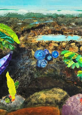 Between The Sky And The Sea Art   Poppyfish Studio