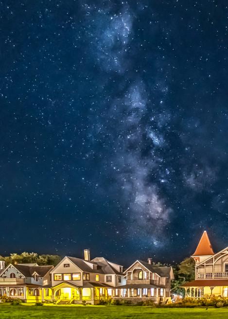 Ocean Park Milky Way Art | Michael Blanchard Inspirational Photography - Crossroads Gallery