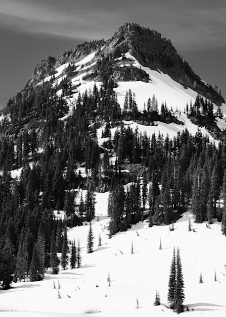 Yakima Peak, Mt. Rainier National Park, Washington, 2021