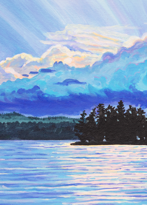 'After The Storm' Art for Sale.