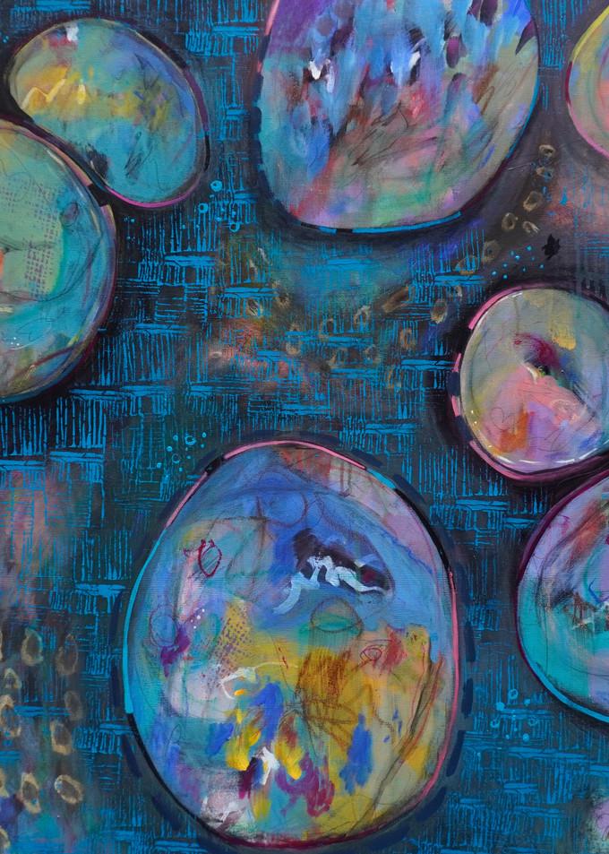 Cool Beans Art | Judith Visker Art