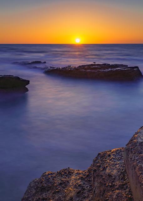 La Jolla, California Sunset Fine Art Print