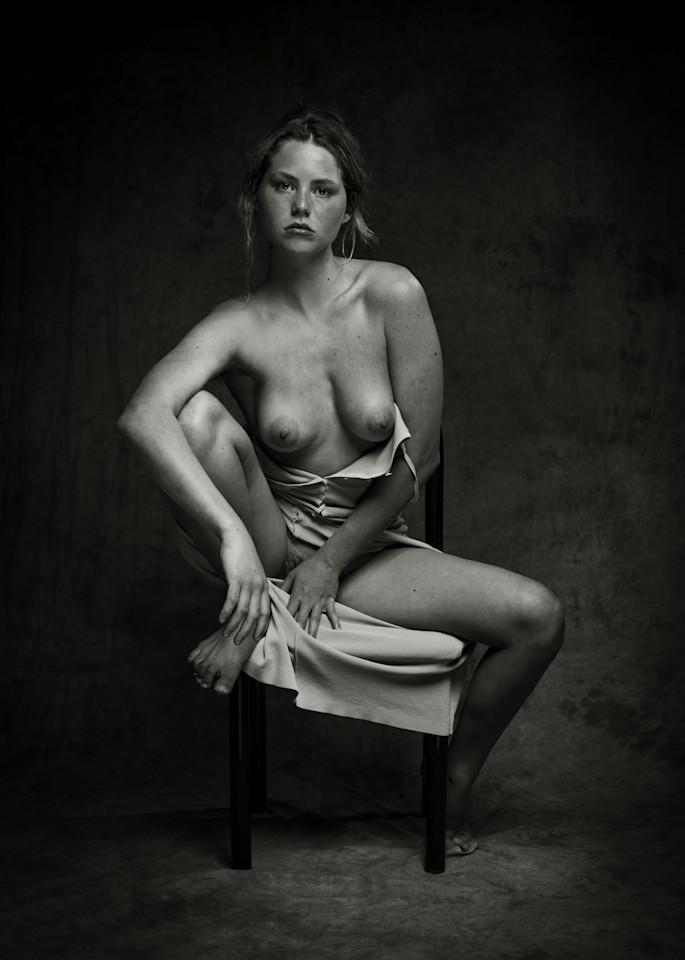 Sarah Waiting Photography Art | Dan Katz, Inc.