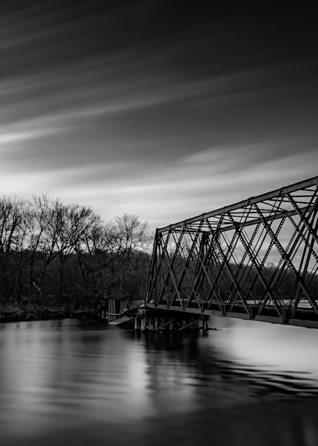 The Bridge Is In Disrepair Photography Art   Rinenbach Photography