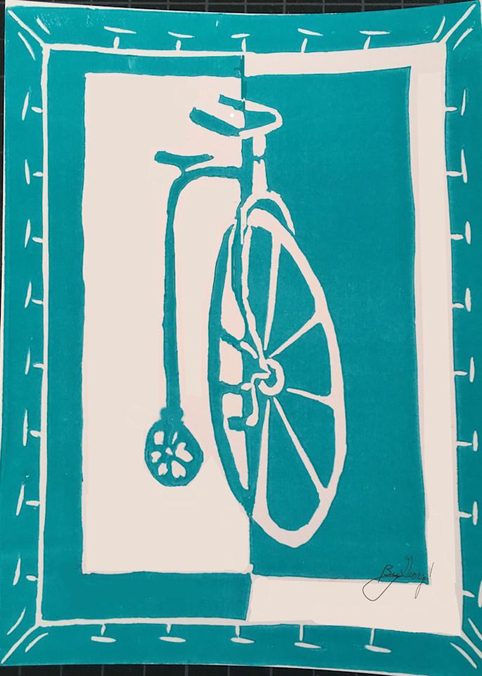 Bicycleforone Art | ART By George!